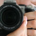 スマホのカメラ