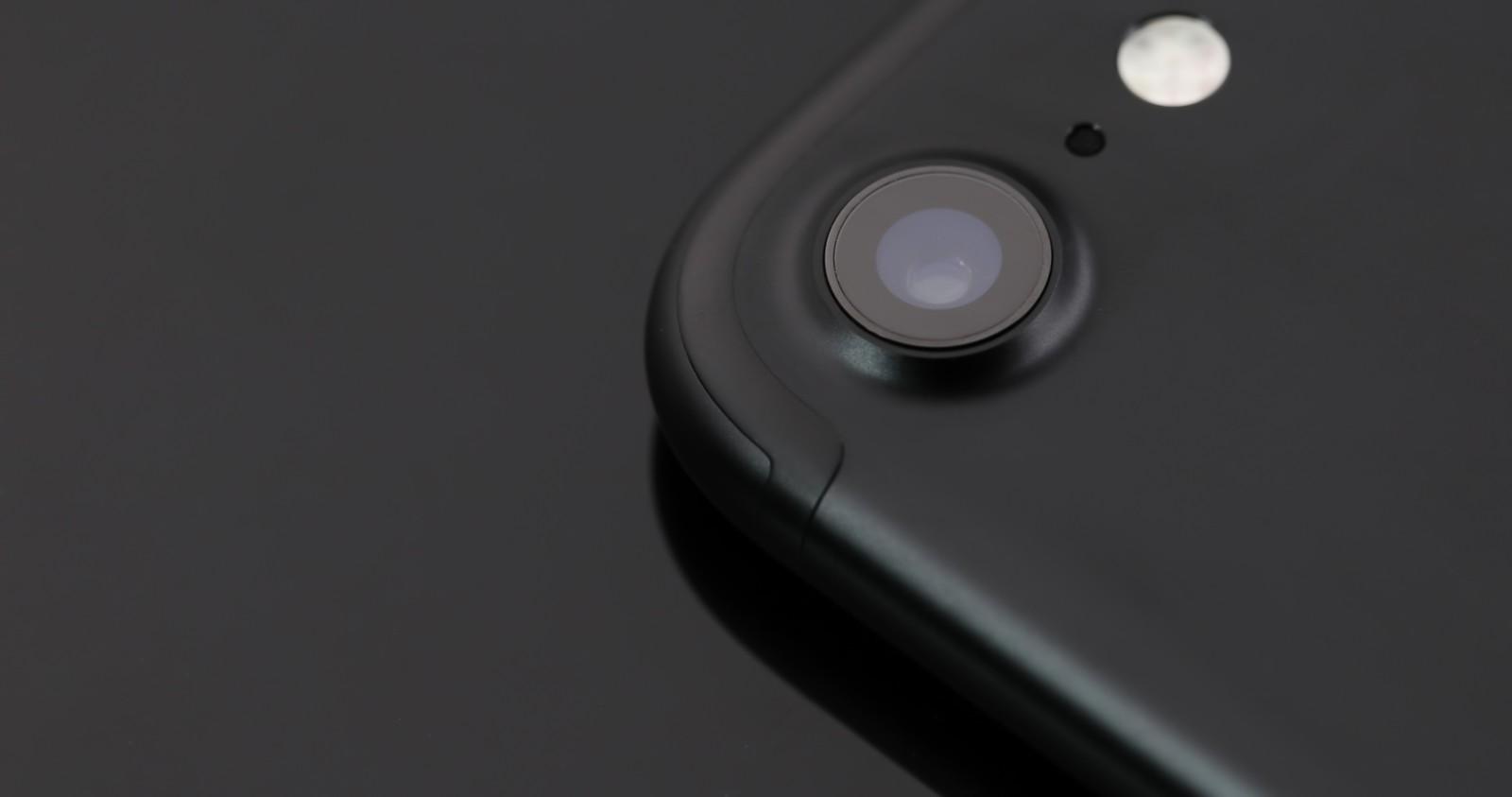 iPhoneのカメラ故障